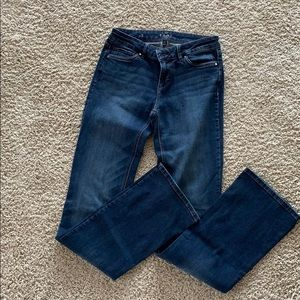 Boot cut jeans from White House Black Market